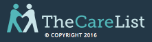 The Care List footer logo